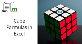 Cube Formulas – The Best Excel Formulas You're Not Using